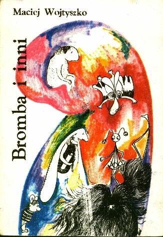 Okładka książki Bromba i inni