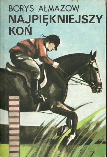 Okładka książki Najpiękniejszy koń