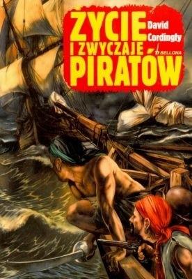 Okładka książki Życie i zwyczaje piratów
