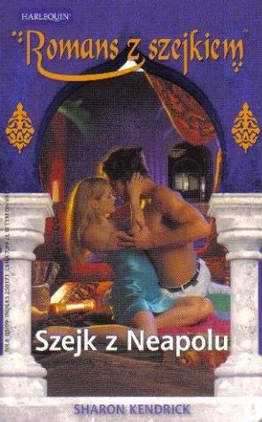 Okładka książki Szejk z Neapolu