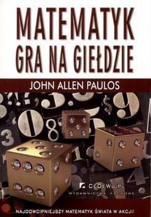 Okładka książki Matematyk gra na giełdzie