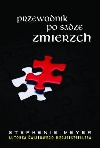 Okładka książki Przewodnik po sadze Zmierzch