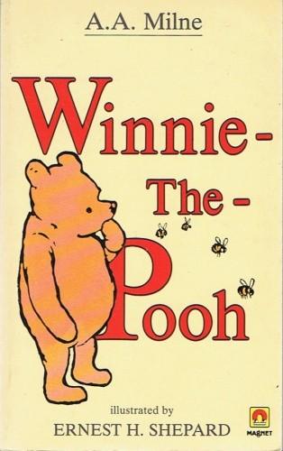 Okładka książki Winnie-the-Pooh