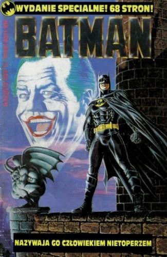 Okładka książki Batman 1/1990