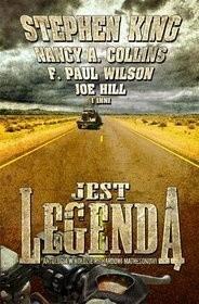 Okładka książki Jest legendą: Antologia w hołdzie Richardowi Mathesonowi