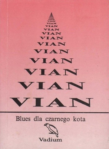 Okładka książki Blues dla czarnego kota. Opowiadania