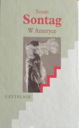 Okładka książki W Ameryce