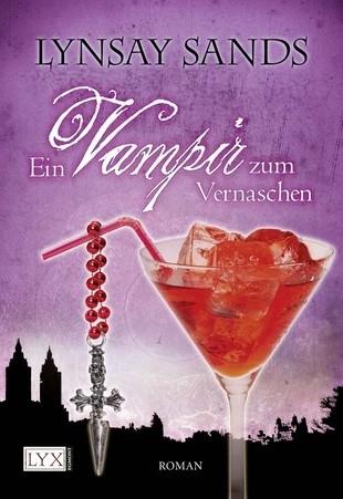 Okładka książki Ein Vampir zum Vernaschen