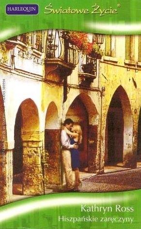 Okładka książki Hiszpańskie zaręczyny