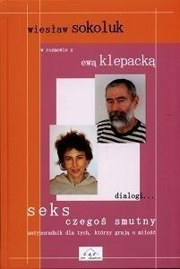 Okładka książki Seks czegoś smutny - antyporadnik dla tych, którzy graja o miłość