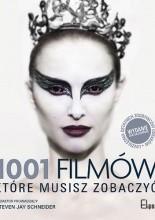 Okładka książki 1001 filmów, które musisz zobaczyć