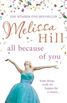 Okładka książki All Because of You
