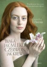 Okładka książki Biała jak mleko, czerwona jak krew