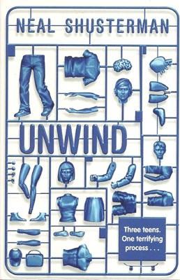 Okładka książki Unwind