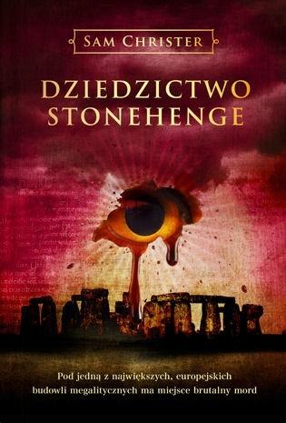 Okładka książki Dziedzictwo Stonehenge