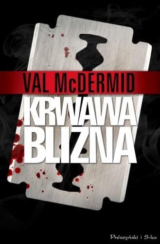 Okładka książki Krwawa blizna