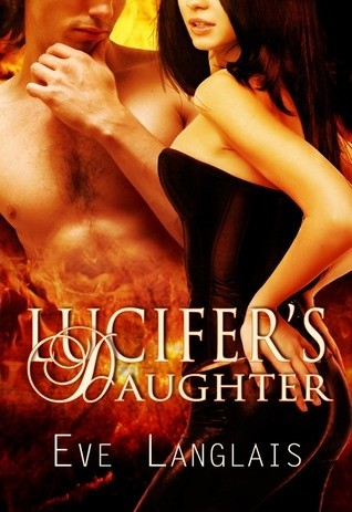 Okładka książki Lucifer's Daughter