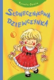 Okładka książki Słonecznikowa dziewczynka