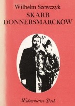 Okładka książki Skarb Donnersmarcków