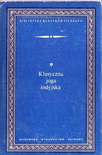 Okładka książki Klasyczna joga indyjska.