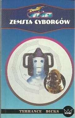 Okładka książki Zemsta cyborgów