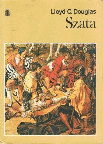 Okładka książki Szata