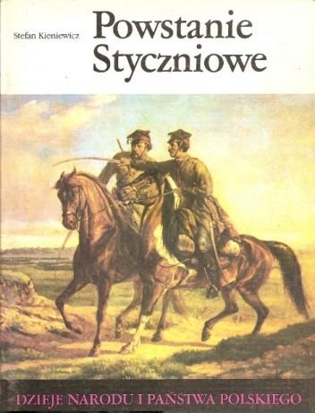 Okładka książki Powstanie styczniowe