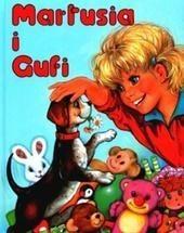 Okładka książki Martusia i Gufi tom 2
