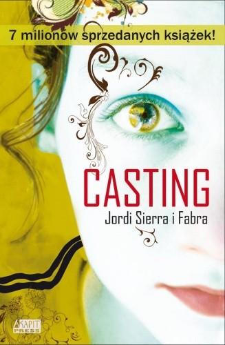 Okładka książki Casting