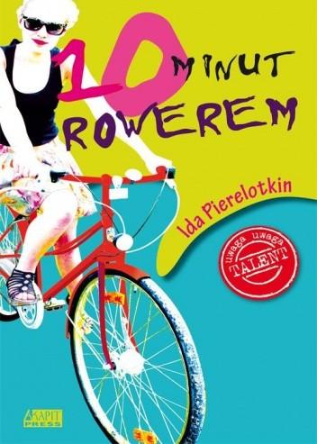 Okładka książki 10 minut rowerem