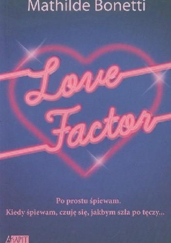 Okładka książki Love factor