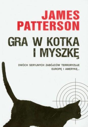 Okładka książki Gra w kotka i myszkę