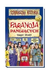 Okładka książki Paranoja panujących