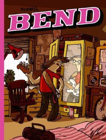Okładka książki Bend