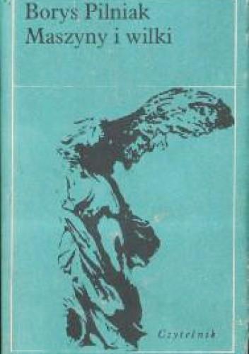 Okładka książki Maszyny i wilki