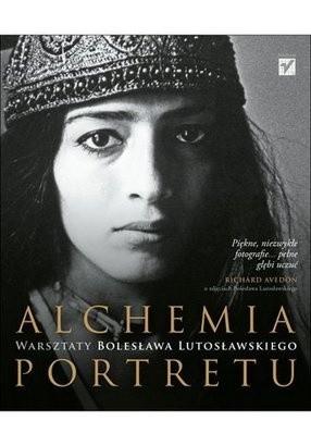 Okładka książki Alchemia portretu. Warsztaty Bolesława Lutosławskiego.