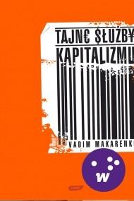 Okładka książki Tajne służby kapitalizmu