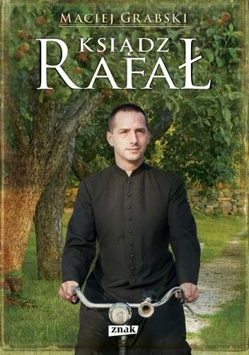 Okładka książki Ksiądz Rafał
