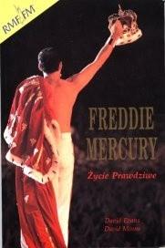 Okładka książki Życie prawdziwe Freddie Mercury