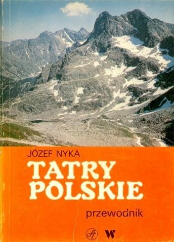 Okładka książki Tatry polskie. Przewodnik