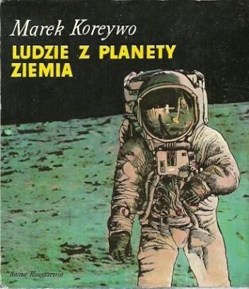 Okładka książki Ludzie z planety Ziemia
