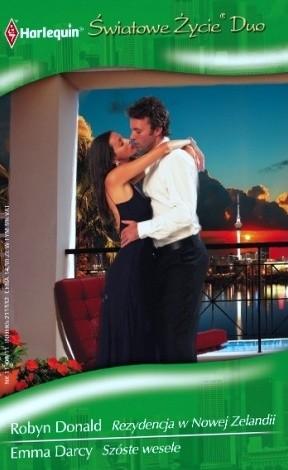 Okładka książki Rezydencja w Nowej Zelandii. Szóste wesele