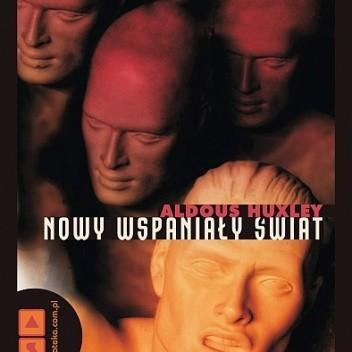 Okładka książki Nowy wspaniały świat (audiobook)