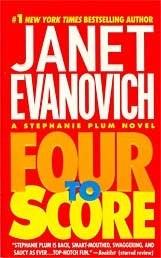 Okładka książki Four to Score