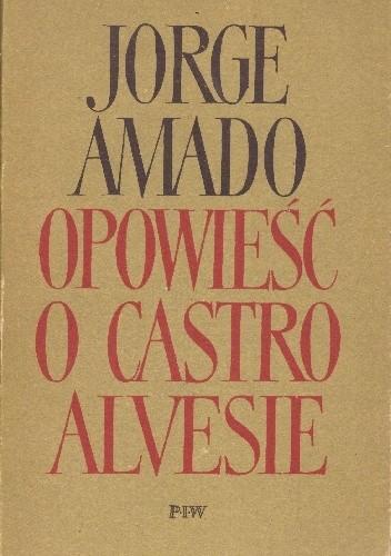 Okładka książki Opowieść o Castro Alvesie