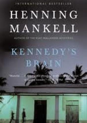 Okładka książki Kennedy's Brain