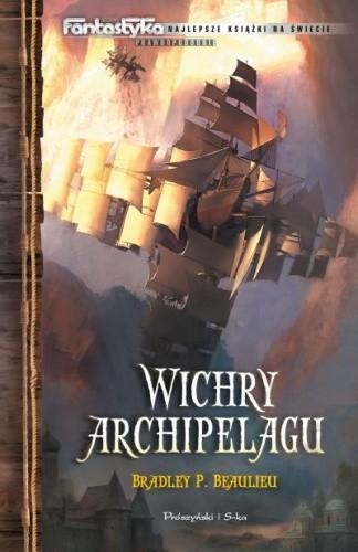Okładka książki Wichry archipelagu