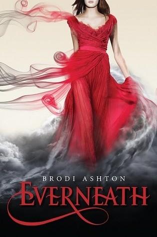 Okładka książki Everneath