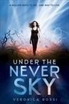 Okładka książki Under the Never Sky