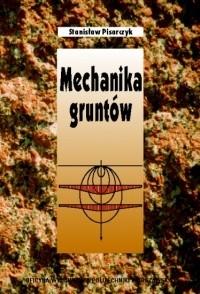 Okładka książki Mechanika gruntów